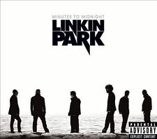 Minutes To Midnight - Linkin Park  Explicit (CD Used Good) Explicit Version