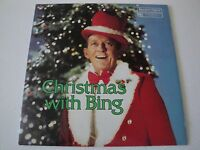 CHRISTMAS WITH BING VINYL LP 1980 READER'S DIGEST THE LITTLE DRUMMER BOY, STEREO