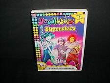 Doodlebops Superstars Playhouse Wall Disney DVD TV 4 Episodes