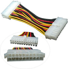 P27 Kabel Adapter Netzteil Strom 20pin Stecker auf 24pin Buchse für Mainboard PC