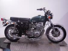 1972 Honda CB750K2 Unregistered US Import Barn Find Classic Restoration Project