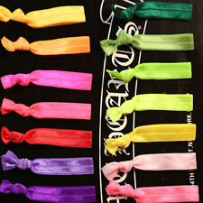 20Pcs New Arrival No Crease Magic Hair Ties Band Ponytail Fashion Bracelet Rope