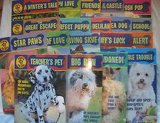 Lot of 19~Puppy Patrol series by Jenny Dale~#1-19~RL4 Age 8-11~Dog~LBDAW