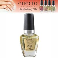 Cuccio Cuticle Oil Revitalising Mini Milk & Honey Manicure Nail Professional