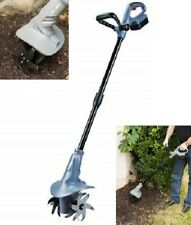 More details for eckman cordless lightweight garden cultivator tiller power tool  allotments soil