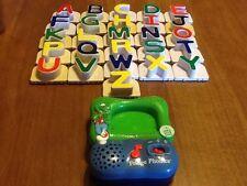 Leap Frog Fridge Phonics Alphabet Preschool Toy Magnetic Letters Complete Set