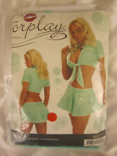 Forplay FPH34 Dr. Naughty Costume  nurse 2 piece