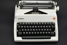 VTG Scarce 1970s Olympia SM9 Deluxe Portable Typewriter Cyrrilic Germany
