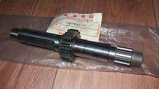 NOS HONDA CR 480 RC 1982 MAINSHAFT EVO VINTAGE ELSINORE 23211-KA5-770 CR450R 81