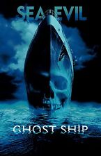 """Ghost Ship movie poster - Horror - 11"""" x 17"""""""