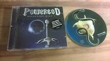 CD Metal Powergod - Evilution Part 1 (8 Song) MASSACRE REC
