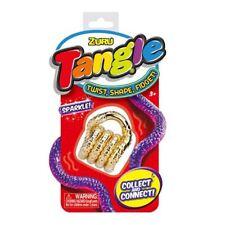 Tangle Toy Fiddle Fidget Smoking Stress ADHA Autism Twist Sensory Random Colour