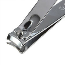 Stainless Steel Nail Clipper Cutter Trimmer Manicure Pedicure Care Scissors New