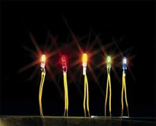 Faller 180673 Micro-Kabelbirne, gelb, 12-16 V, AC/DC, 35 mA ++ NEU in OVP