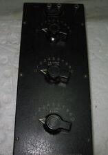 General Radio Model 670-F Decade Resistance Box==Nice!
