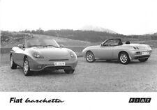 PHOTO PRESS ORIGINALE FIAT  BARCHETTA  (1)  - 1995