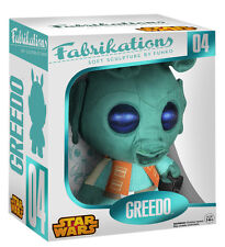 "STAR WARS - Greedo 6"" Fabrikations Plush (Funko) #NEW"
