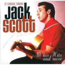 Jack Scott - All Hits & More [New CD] Holland - Import