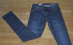 GAP  Jeans pour Femme W 25 - L 32 Taille Fr 34  (Réf # P084)