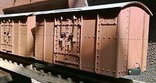 PLine DHR Box Car (1:19)