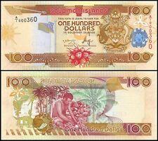Solomon Islands 100 Dollars, 2006, P-30, UNC