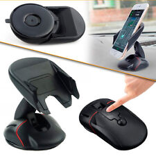 SOPORTE DE VENTOSA PARA COCHE MOVIL GPS IPHONE 7 6 PLUS GALAXY S8 + S7 S6 EDGE