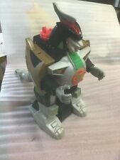 "Imaginext Power Rangers Dragonzord R/C 15"" Tall 2016  Mattel untested"
