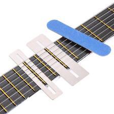 Metal Guitar Fret Repairing Tool Fretboard Guard Protector Fretwire File Sanding