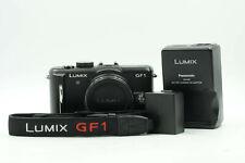 Panasonic Lumix DMC-GF1 12.1MP Digital SLR Camera Body Micro 4/3            #700