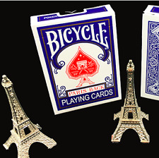 Bicycle Paris Back Limited Edition Blue Playing Cards by JAKARTA + Murphys Magic