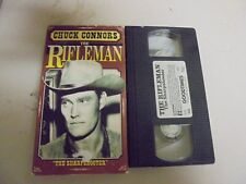 """USED VHS Movie  """"The Rifleman"""" """"   161"""