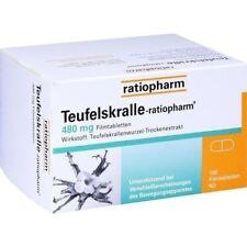 TEUFELSKRALLE RATIOPHARM Filmtabletten 100 St 02940730