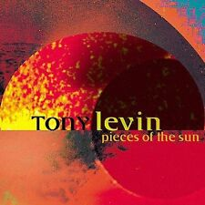 Tony Levin - Pieces of the Sun (CD, Narada, AM) Tequila - Fast, Gress, Marotta