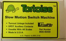 Circuitron Tortoise 800-6000 - Slow Motion Switch Machine (Point Motor) - New.