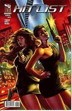 Hit List  #1B  2013 Zenescope Comics