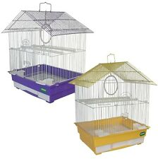 HERITAGE ALBANY BIRD CAGE 36x29x46CM FINCH BUDGIE CANARY HOME PET BIRDS ✔