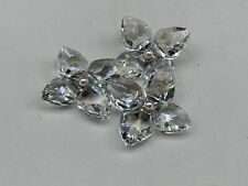 Swarovski Figurine Flower 7 Cm. Top Condition