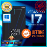 MAGIX VEGAS Pro17 Video Editing Windows Full Version with Activation Lifetime🔑