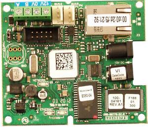 Ethernet Module For Honeywell Galaxy Flex A083-00-02 Alarm Panel Burglar Safety