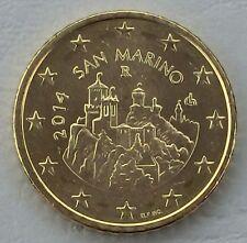 50 Euro Cent San Marino 2014 unz