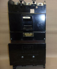 FPE XJL 3 pole 400 amp 600v PUSHMATIC XJL632400 Circuit Breaker W/ Shunt