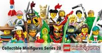LEGO 71027 Brand New Factory Sealed Pre-Order CHOOSE YOUR MINIFIGURE Series 20