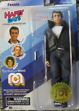 "2018 MEGO Happy Days Fonzie # 4040/10000 Action Figure Doll 8"" Classics.."