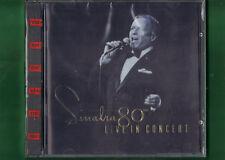 FRANK SINATRA  - SINATRA 80 LIVE IN CONCERT CD NUOVO SIGILLATO