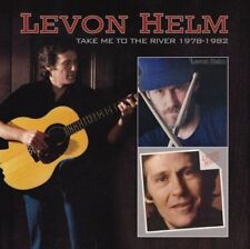 LEVON HELM TAKE ME TO THE RIVER 1978-1982 CD Like NEW! FREE Shipping!