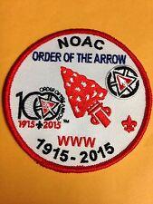 OA (BSA) 2015 NOAC Centennial Patch -- 100th Anninversay