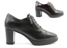 Scarpe da donna francesine Nero Giardini casual eleganti comode in vera pelle