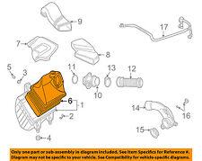 VW VOLKSWAGEN OEM 98-05 Passat-Air Filter 058133843