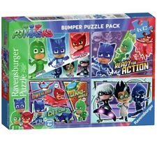 Ravensburger PJ Masks 4x42 Piece Jigsaw Puzzle - Brand New