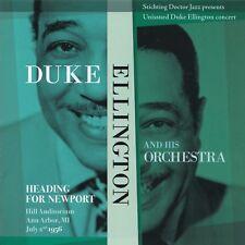 Duke Ellington  NEW  - Heading For Newport 1956 - Doctor Jazz DJ018